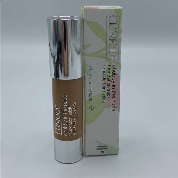 Clinique Other - Clinique Chubby in the nude foundation stick